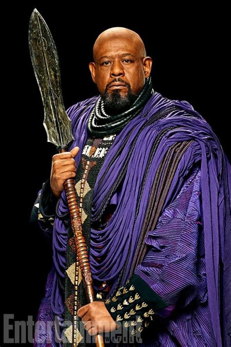 forest whitaker marvel the black panther forest whitaker as zuri c 164 mic b 164 164 ks