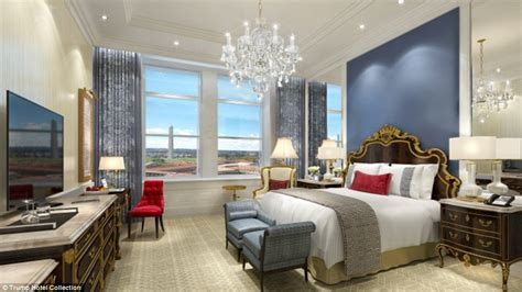 trump room donald trump s new hotel in washington dc to open in