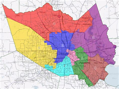 Harris County Search Harris County Map My