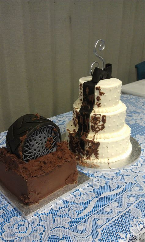 Wedding Groom Cake by Wedding Cake Groom S Cake Cakecentral