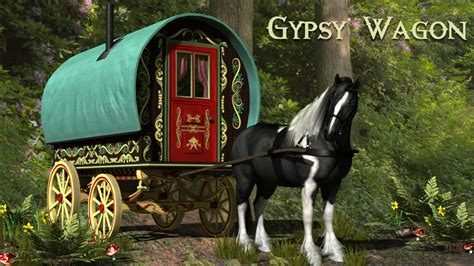Cottage Home Interiors by Gypsy Wagon A Ryverthorn 3d Creation