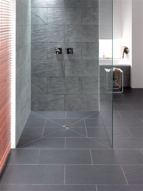 badezimmer dusche die besten 17 ideen zu graue fliesen auf u