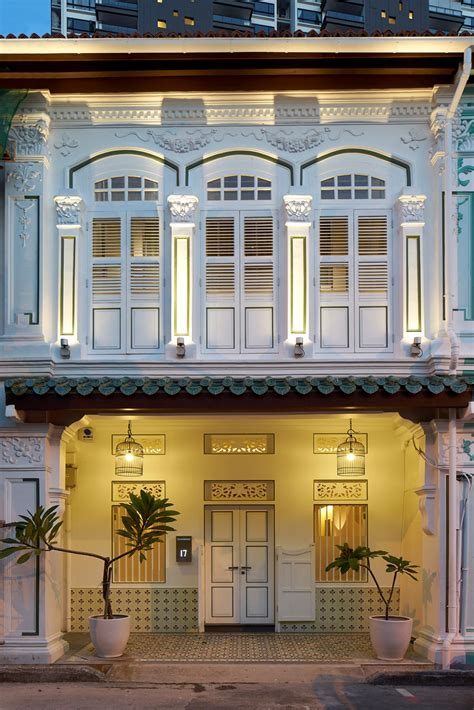 singapore renovated home converted from shophouse