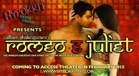 romeo and juliet themed debut hypokrit theater s debut play romeo and juliet is a