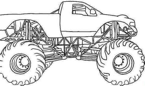 coloring pages of huge monster trucks the big monster trucks coloring pages gianfreda net