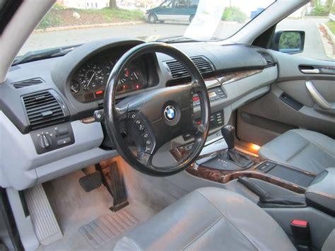 2002 bmw x5 interior pictures cargurus