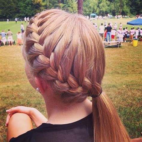 istant hair styles 45 instant side ponytail hairstyles for girls braided