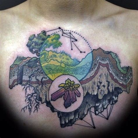 geology tattoos geology inspiration canada geology