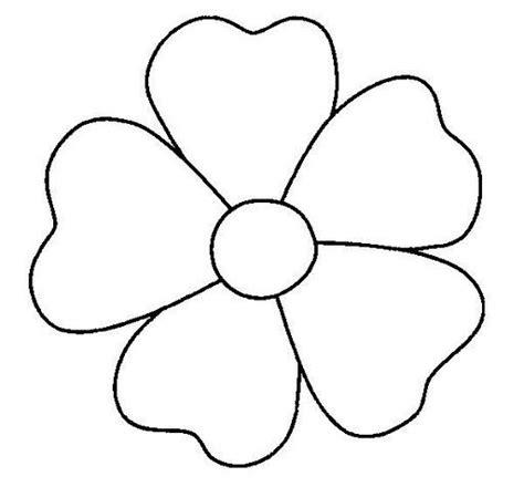 imagenes para pintar de flores las 25 mejores ideas sobre dibujos de flores en pinterest