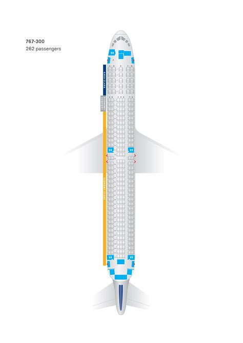 76w aircraft seating icelandair 767 767 300er seat maps page 2 flyertalk