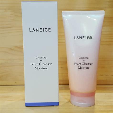 Laneige Foam Cleanser Moisture sữa rửa mặt laneige foam cleanser moisture 180ml