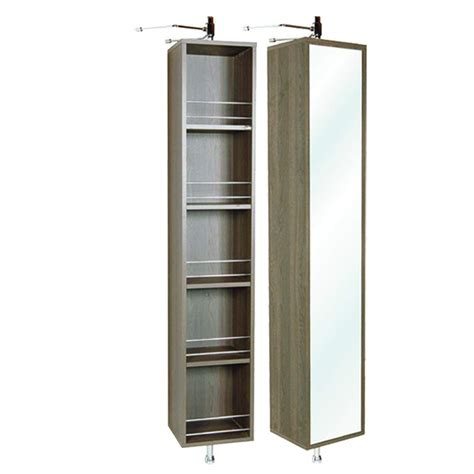 high resolution rotating cabinet 9 rotating mirror with