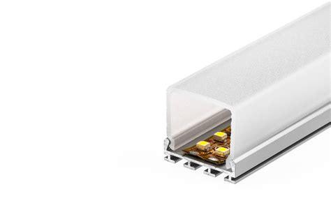 koof voor len led profiel double led aluminium en rvs profielen uw