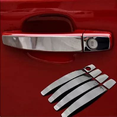 Cover Spion Chrome Chevrolet Aveo Crome Chavy aliexpress buy sale stainless steel trim chrome door handle cover accessories for