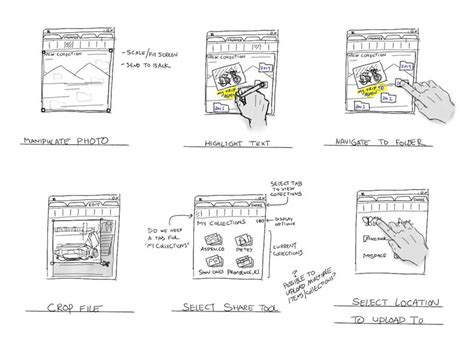 Storyboards Ux Google Search Storyboards Pinterest Ux Storyboard Template