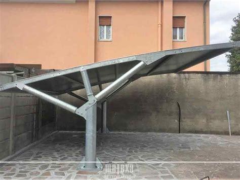 materiale per tettoie pergolato per auto quale materiale scegliere tettoie