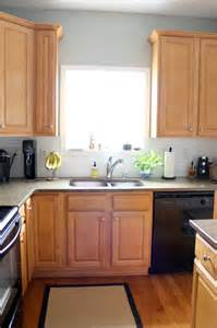 Kitchen Decorating Ideas For Renters Ten June How To Update A Rental Kitchen With Peel Stick