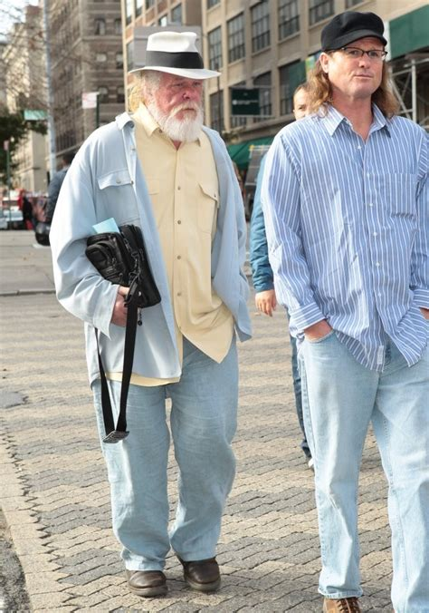Nick Nolte Is A New Celebamour by Nick Nolte Photos Photos Nick Nolte Out And About In Nyc