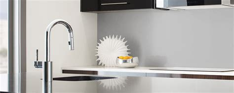the moen align kitchen faucet makes the finishing