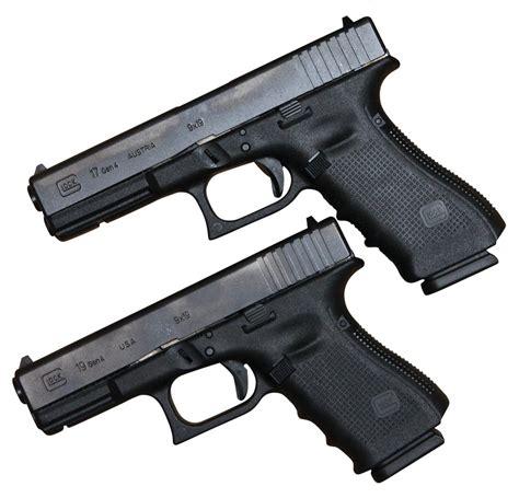 glock 17 vs glock 19 vs glock 26 glock 17 vs glock 19 reviewedumuch