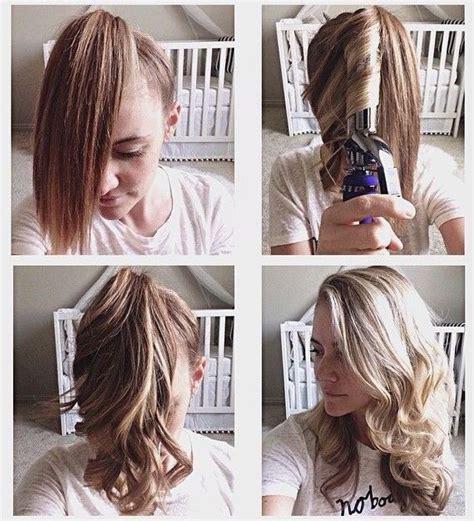 kako isvjetliti kosu kako najbrže nakovrčati kosu frizure hr