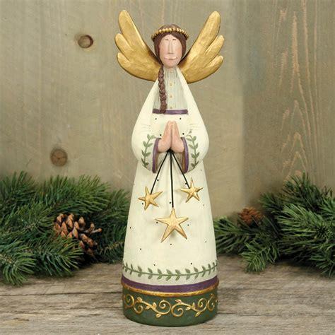 oh christmas string folk art folk figurine folk collectibles williraye studio angeles