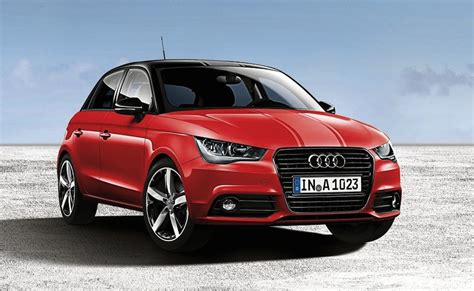 Audi A1 Rot by Car Picker Audi A1
