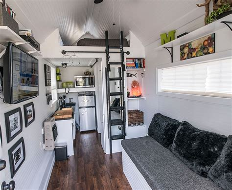 Small Homes Interior 26 Amazing Tiny House Designs Page 2 Of 4 Unique