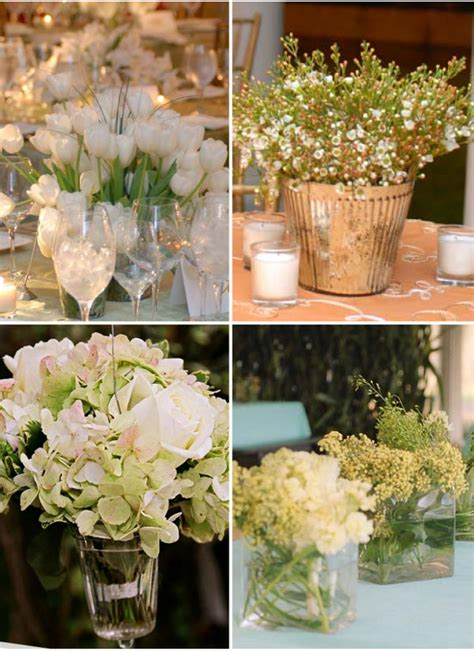 beautiful wedding flowers for centerpieces ipunya