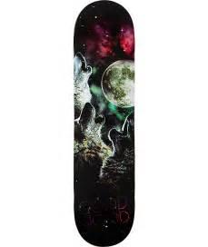 Goodwood wolf moon 7 75 quot skateboard deck at zumiez pdp