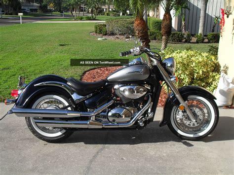 2004 suzuki 800cc motorcycle
