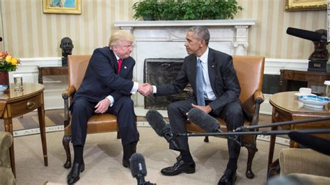 obama s oval office vs trumps is donald trump taking any of barack obama s advice