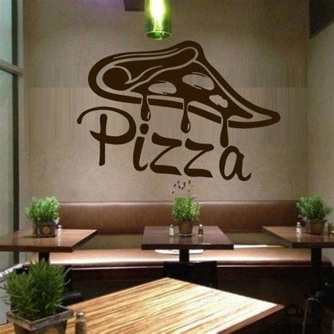 decoracion pizzeria wall decal vinyl sticker decals decor design pizza