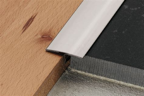 Schluter® RENO T   Same height Transitions   For Floors