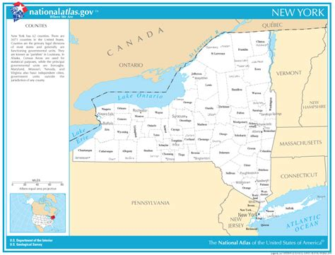 map of ny with cities map of new york state cities and counties