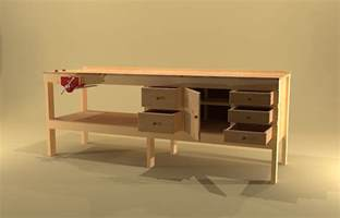 pdf 2x4 workbench plans