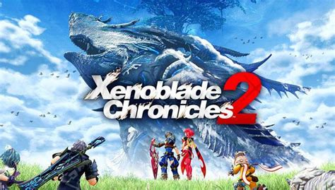 amazon xenoblade chronicles 2 xenoblade chronicles 2 hits nintendo switch this holidays