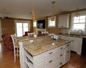 White Kitchen Island Granite Top by Juparana Persa Granite Installed Design Photos And Reviews
