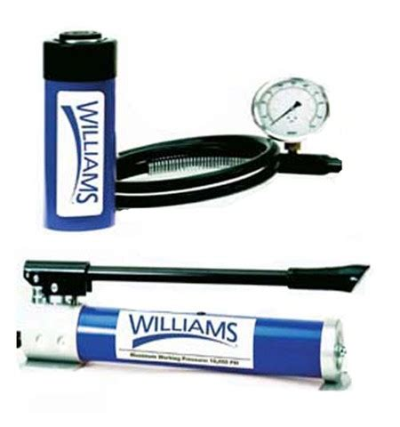 williamson ram price williams 1ap10t06 ram and set 6c10t06 5as150