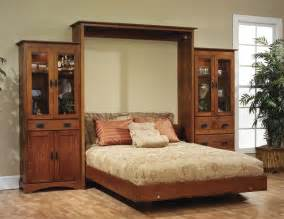 Murphy Bed Amish Murphy Bed Dutchcrafters Bedroom Furniture
