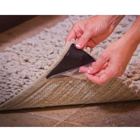 best rug gripper ruggies rug grippers 8 pack allstar ru011132 floor coverings cing world