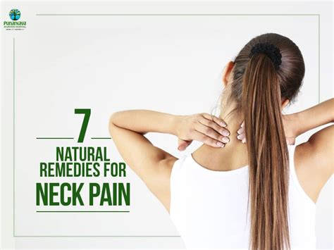 7 home remedies for stiff neck and neck ayurveda kerala