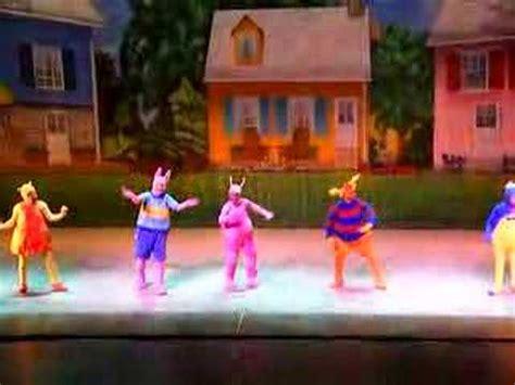 Backyardigans Live On Stage Backyardigans