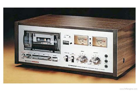 deck stereo pioneer ct f6262 manual front access stereo cassette