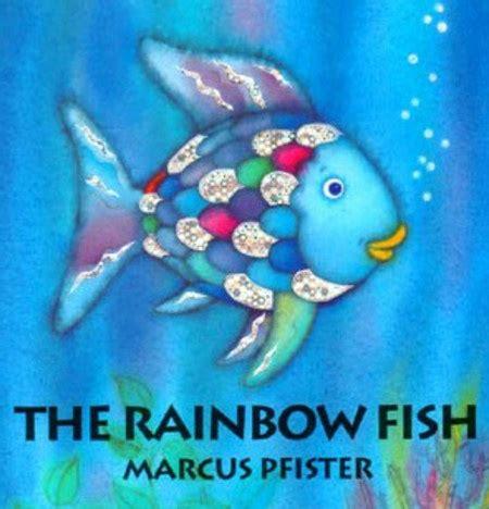 rainbow fish marcus pfister 100 picture books
