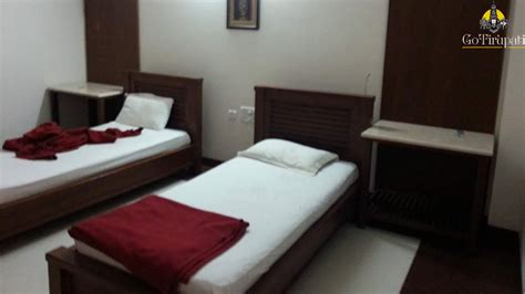 rooms in tirumala sri padmavathi guest house tirumala booking route
