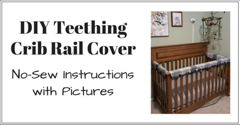 Crib Rail Prince Lionheart Crib Rail Teether Crib My Baby Is Chewing On His Crib