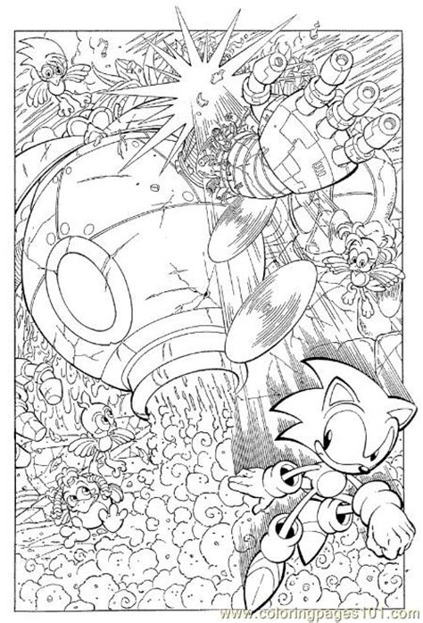 sonic x coloring pages online coloring pages sonic 10 cartoons gt sonic x free