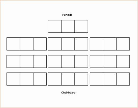 10 Group Seating Chart Template Ateoi Templatesz234 Seating Chart Template Word