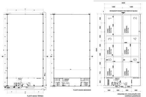Planta Barracao | projetos 120 02 institucional complexo cultural do porto